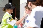 St John Event Medical Services at 'Round the Bays'
