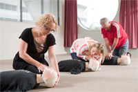 First Aid Training Form