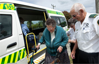 Enquire about St John Health Shuttles