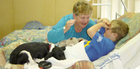 Enquire about Outreach Therapy Pets