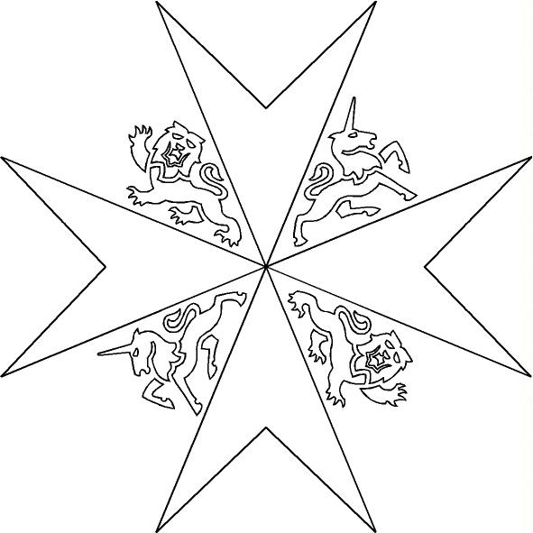 The Amalfi Cross