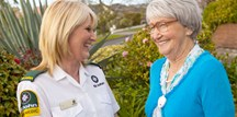 Medical alarms help New Zealanders to enjoy independent living for longer. Ours is the only medical alarm that provides monitoring by St John.