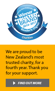 St John is the most trusted charity for 2017