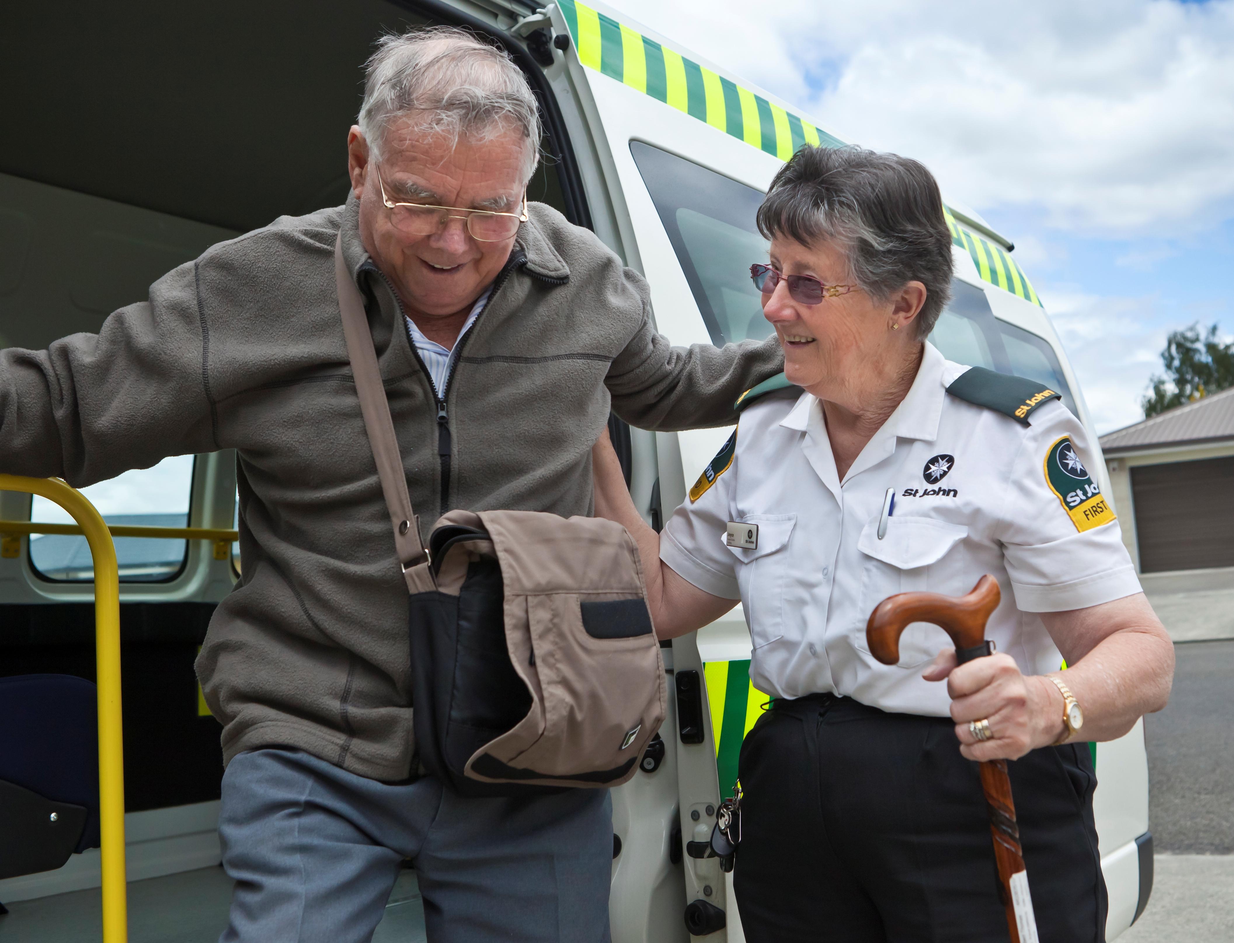 New St John Health Shuttle Service Bringing Invercargill ...