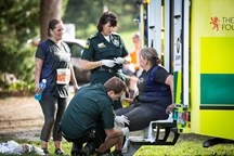 St John provides first aiders for events of every size and description.