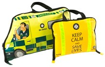 Click here to buy St John First aid kits and other health & well-being products