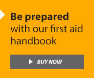 Buy the St John First Aid Book